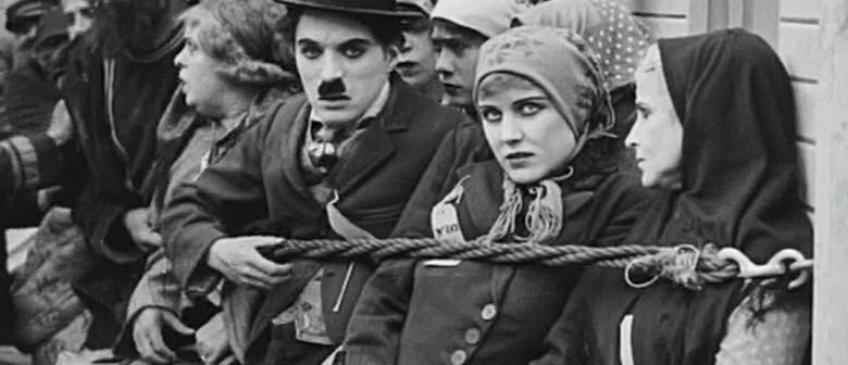 Classic Film with Wurlitzer Score