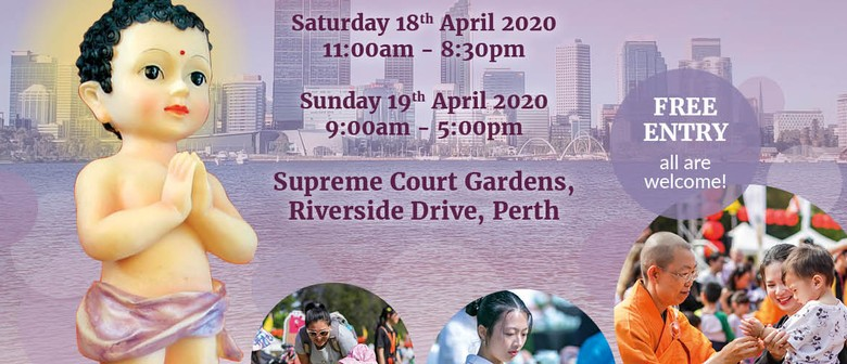 Buddha's Birthday and Multicultural Festival 2020: CANCELLED