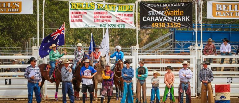 Mt Morgan Rodeo: POSTPONED