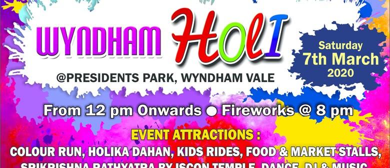 Wyndham Holi 2020