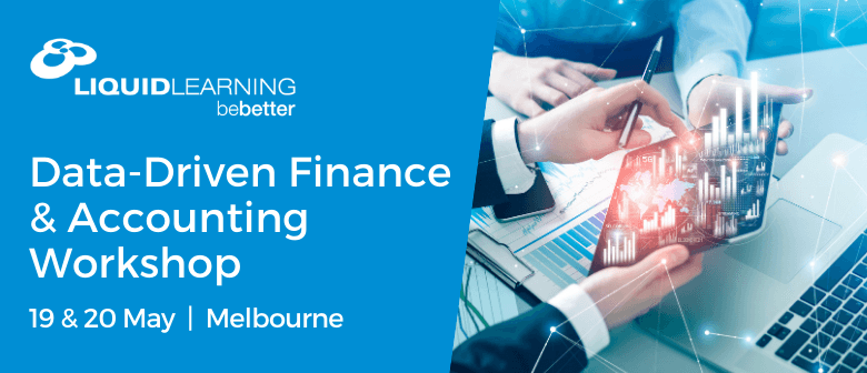 Data-Driven Finance & Accounting Workshop