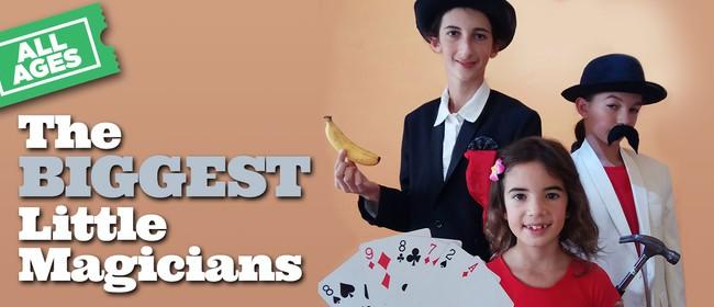 Image for Biggest Little Magicians