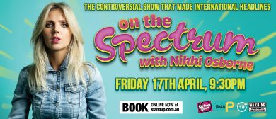 Nikki Osborne: On The Spectrum