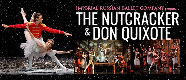 The Nutcracker & Don Quixote: CANCELLED