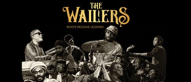 The Wailers present Reggae Day – Bluesfest Sideshow: CANCELLED