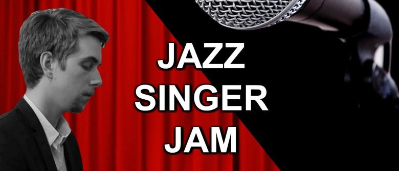 Jazz Singer Jam with Joe McEvilly