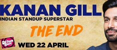 Kanan Gill: The End: CANCELLED