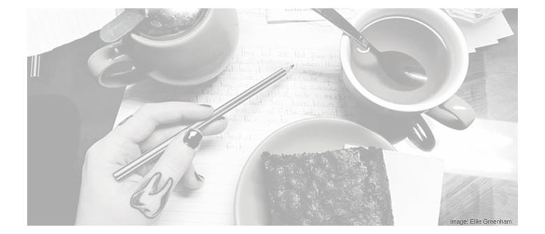 Pen & Cake – 5 X Creative Storytelling Workshops