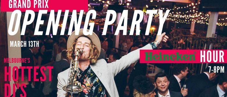Grand Prix Friday – Fox FM x Heineken Opening Party