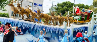 Gold Coast Christmas Parade
