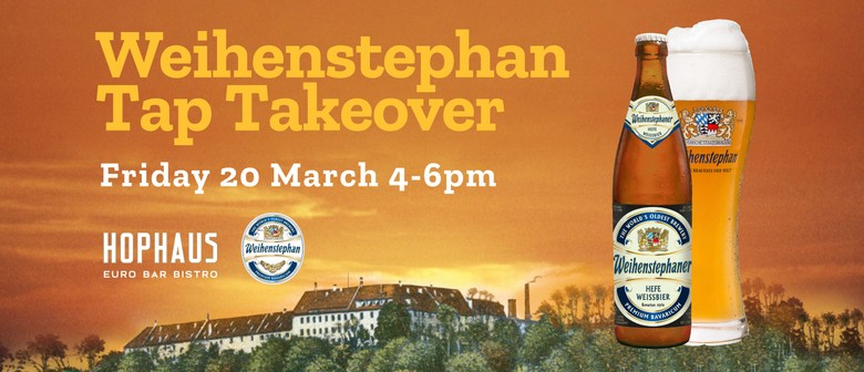 Weihenstephan Tap Takeover