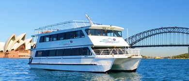 Pearl Christmas Day Lunch & Dinner Cruise