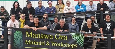 Manawa Ora Mirimiri Workshop