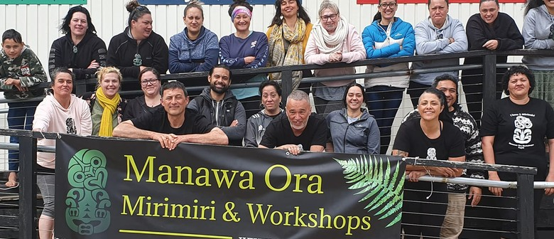 Manawa Ora Mirimiri Workshop: POSTPONED