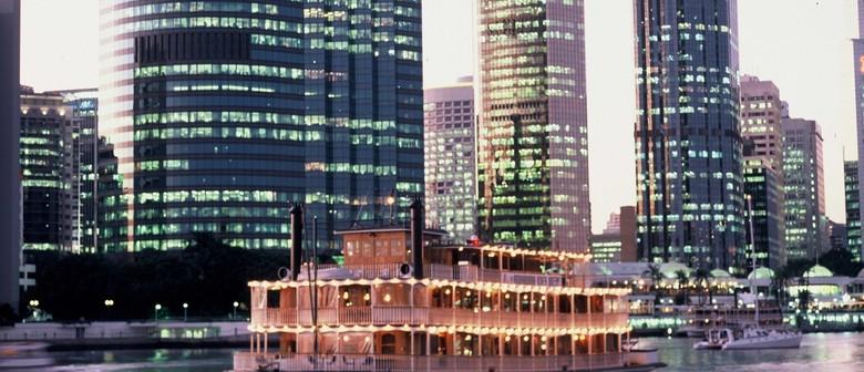 Kookaburra River Queens – Brisbane River Dinner Cruise