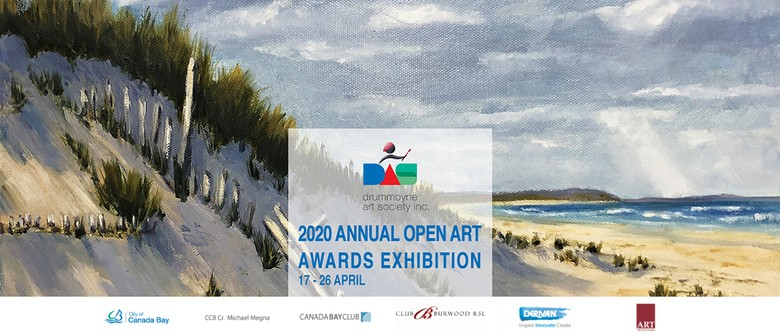 2020 Annual Open Art Awards Exhibition: CANCELLED