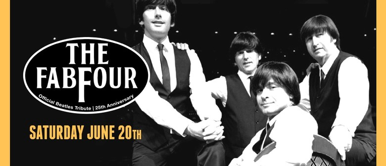 The Fab Four – Official Beatles Tribute