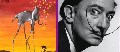 Dali's Birthday Painting – BYO Drinks