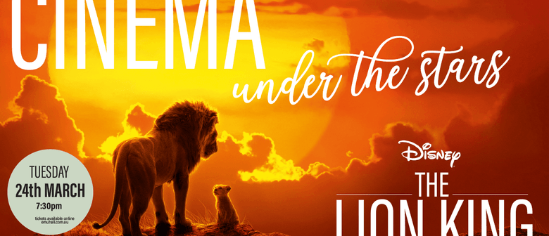 Cinema Under the Stars presents The Lion King