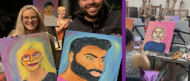 Painting Partners – BYO Drinks