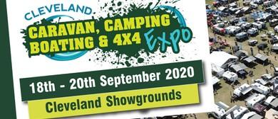 2020 Cleveland Caravan, Camping, Boating & 4x4 Expo