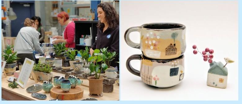 Le Studio Art Space Ceramic Market