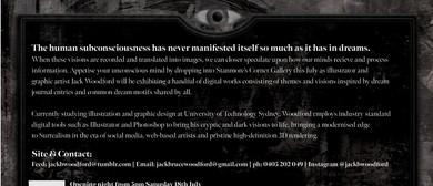 Rapid Eye Movement – Digital Art