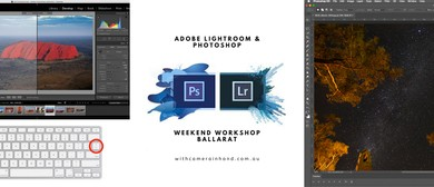 Post Production – Adobe Lightroom and Photoshop