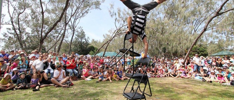 Coffs Harbour International Buskers & Comedy Festival