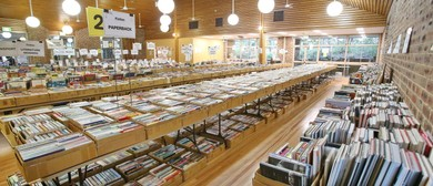 Lifeline Giant Book Fair: CANCELLED