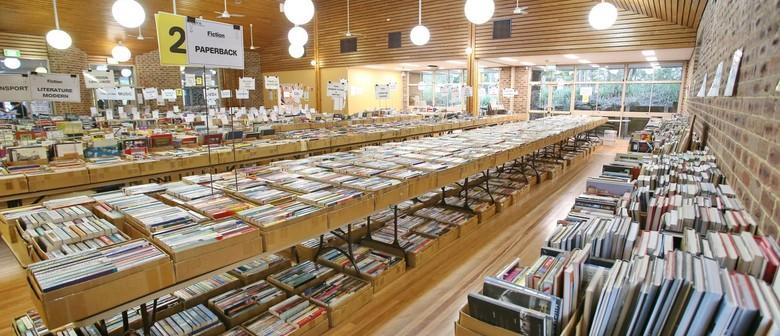 Lifeline Giant Book Fair: CANCELLED