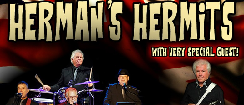 Herman's Hermits – With Special Guest Mike Pender