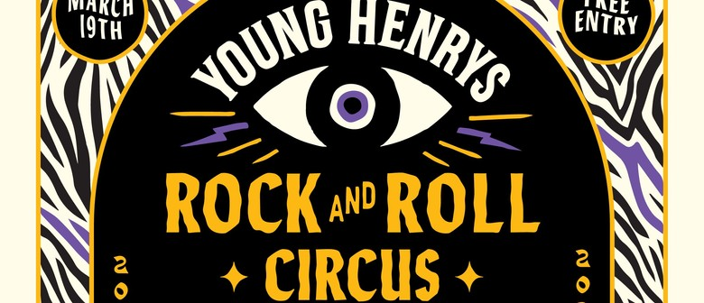Young Henrys's Rock & Roll Circus