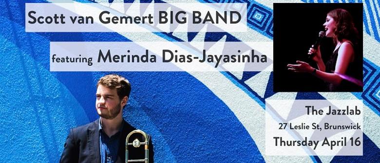 Scott van Gemert Big Band Feat. Merinda Dias-Jayasinha