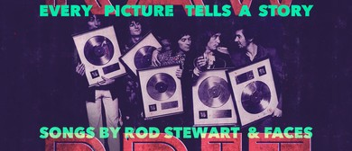 Raw Brit Play the Songs of Rod Stewart & the Faces: CANCELLED