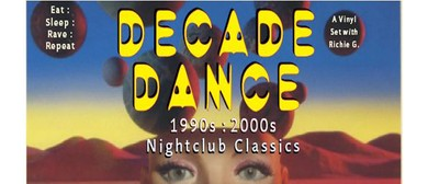 Decade Dance: 1990s–2000s Nightclub Classics