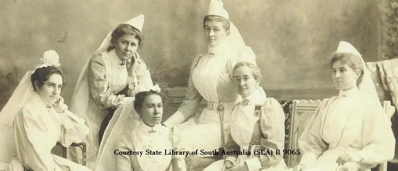 ANZAC Afternoon – Nurses: Angels in Adversity: POSTPONED