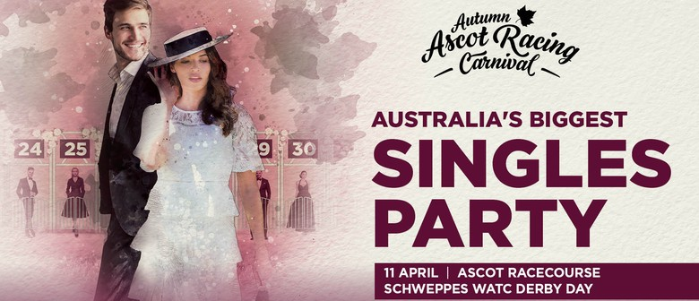 Australia's Biggest Singles Party: CANCELLED
