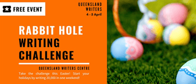 Easter Rabbit Hole Writing Challenge