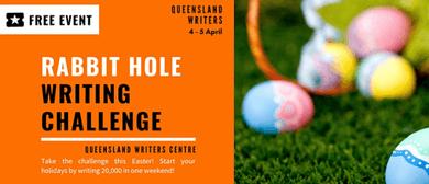 Easter Rabbit Hole Writing Challenge