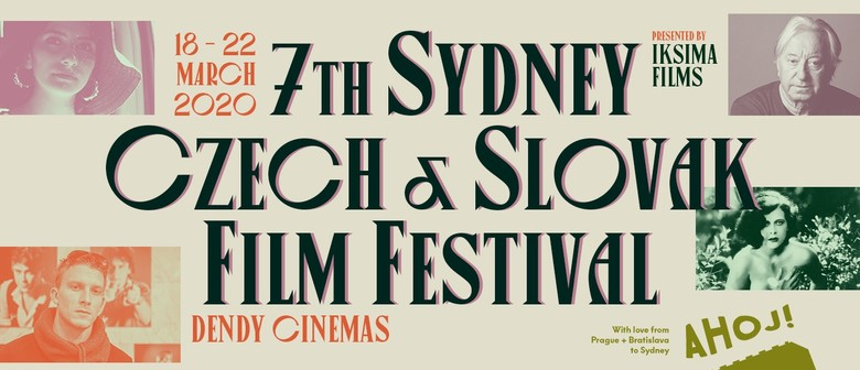 The 2020 Sydney Czech & Slovak Film Festival