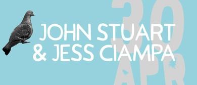 John Stuart & Jess Ciampa: Chasin' The Bird