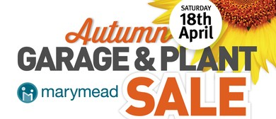 Marymead's Autumn Garage and Plant Sale