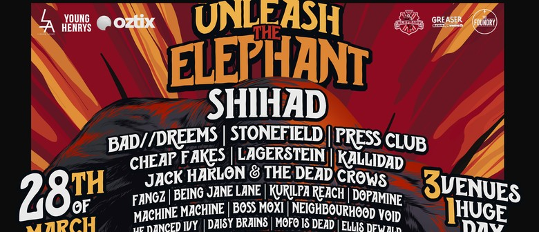 Unleash the Elephant - CANCELLED: CANCELLED