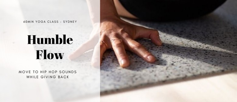 Sydney Hip Hop Yoga Event – Humble Flow