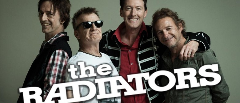 The Radiators: CANCELLED