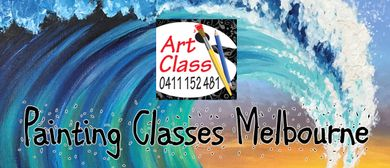 Painting Lessons - Melbourne