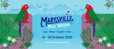 Marysville Music Weekend 2020