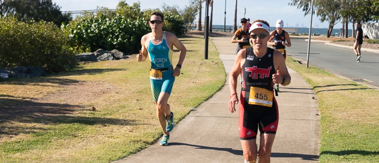 Moreton Bay Triathlon