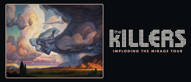 Image for The Killers - Imploding The Mirage Tour